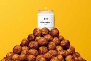 IKEA opracowała świeczkę o zapachu klopsików