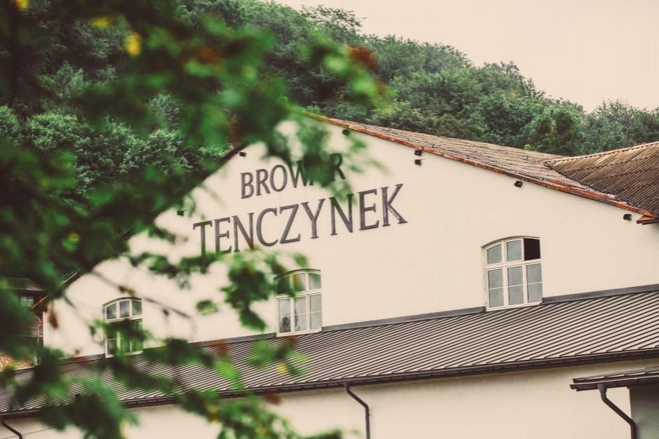 Browar Tenczynek współpracuje z Marią Peszek