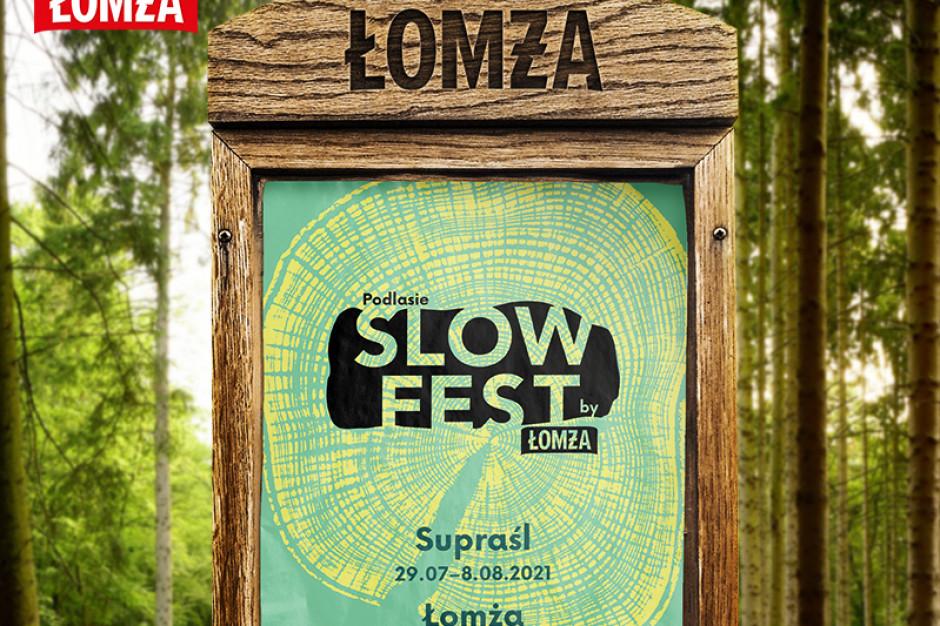 Marka Łomża mecenasem festiwalu Podlasie SlowFest