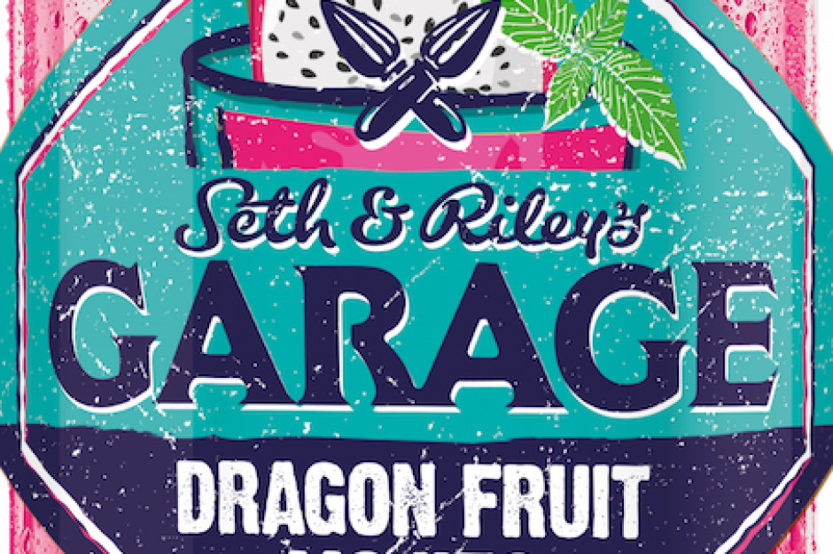 Garage Dragon Fruit Mojito – nowy wariant piwa Garage