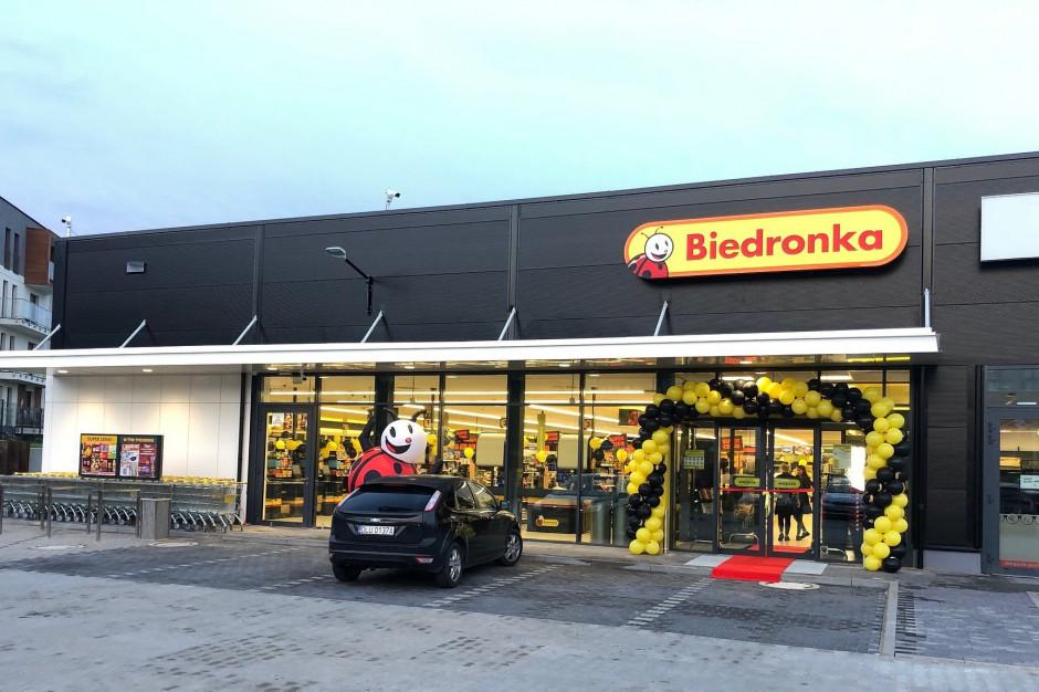 Biedronka z nowym sklepem w Lubinie