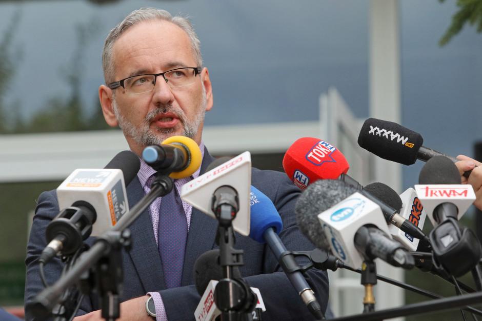 Niedzielski: w Polsce mamy już czwartą falę pandemii