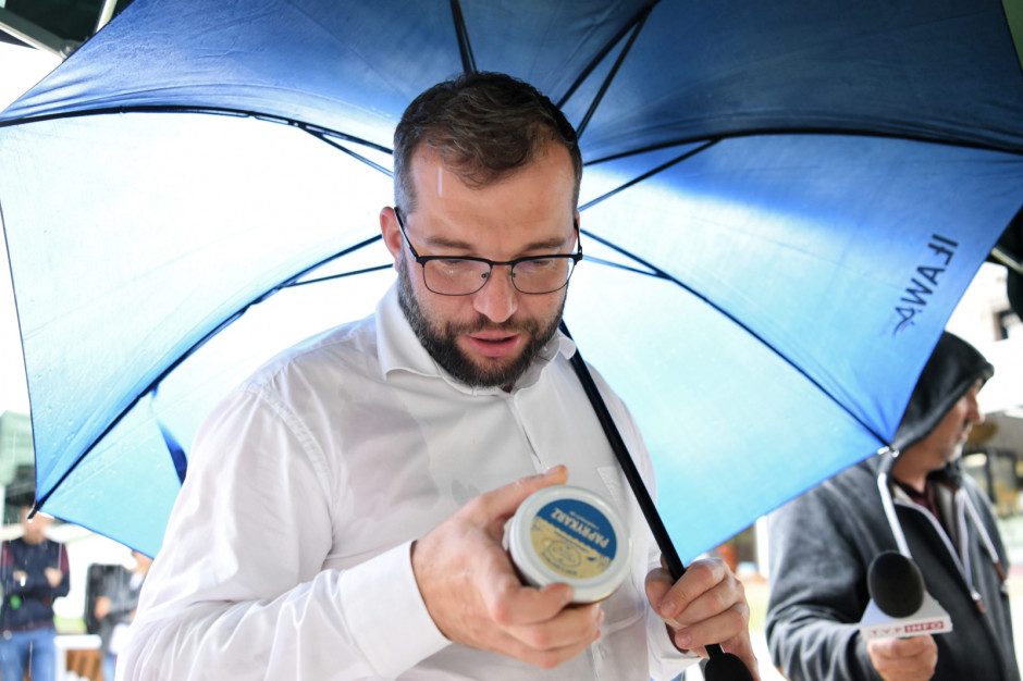 Puda zapowiada pomoc rolnikom dotkniętym skutkami zmian pogodowych