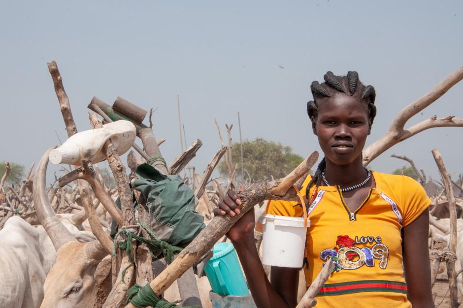 W Afryce Covid-19 nazywany jest wirusem głodu (wywiad)