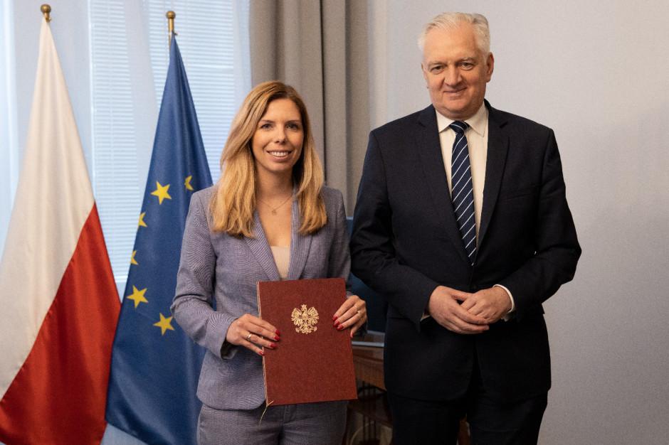 Anna Kornecka została pełnomocnikiem ds. inwestycji i Zielonego Ładu
