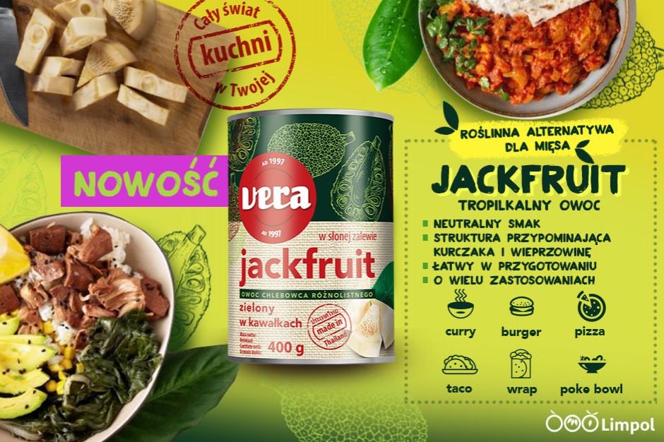 Marakuja i jakcfruit - nowości produktowe marki VERA