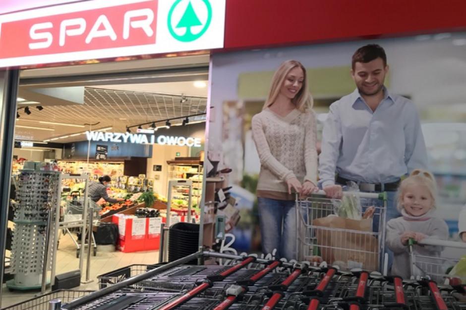Kolejny sklep Piotr i Paweł zmienia szyld na SPAR