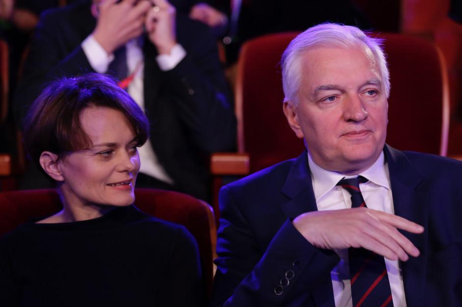 Jarosław Gowin zdymisjonowany