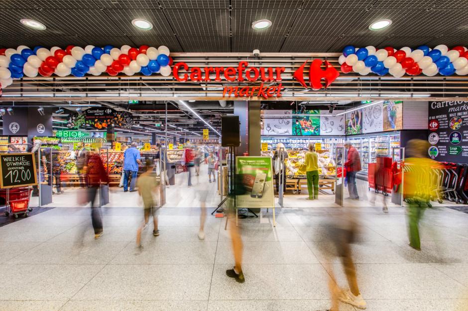 Poznań: W Starym Browarze rusza Carrefour Market