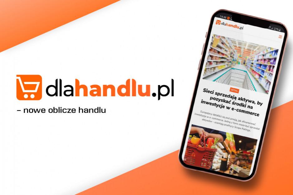 Dlahandlu.pl w nowej odsłonie