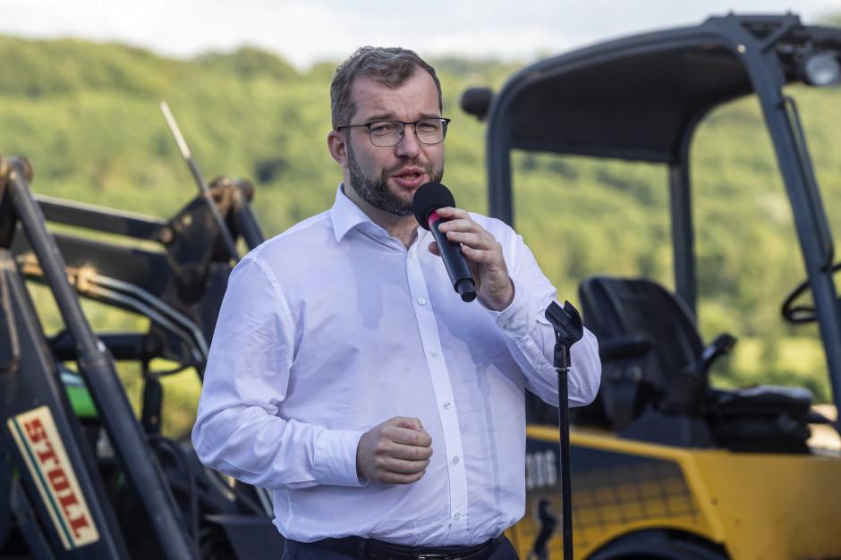 PSL złoży wniosek o wotum nieufności wobec Grzegorza Pudy