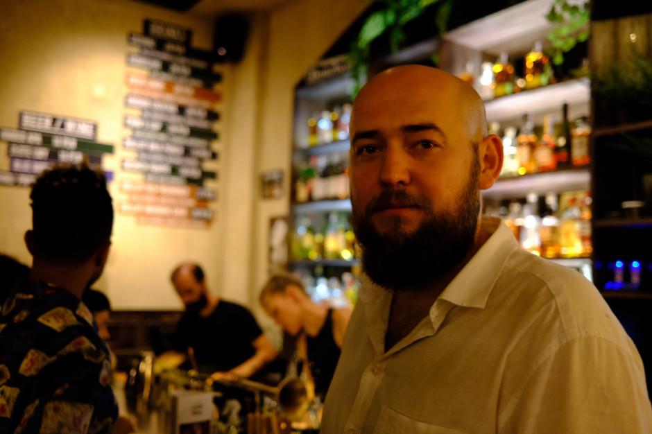 Kultura picia drinków, czyli Nowy Orlean w Warszawie (wywiad)