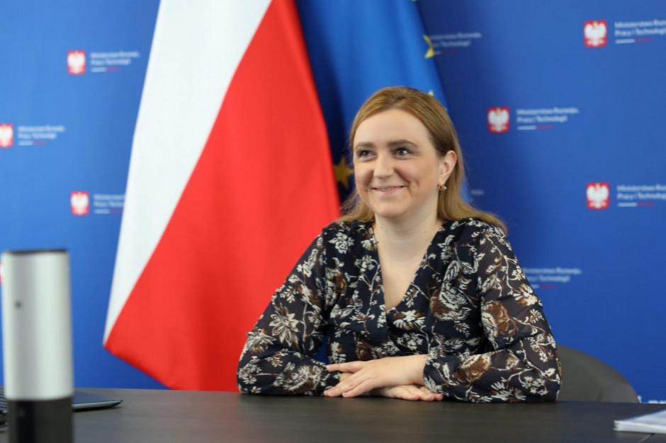 Olga Semeniuk pełnomocnikiem rządu ds. małych i średnich firm