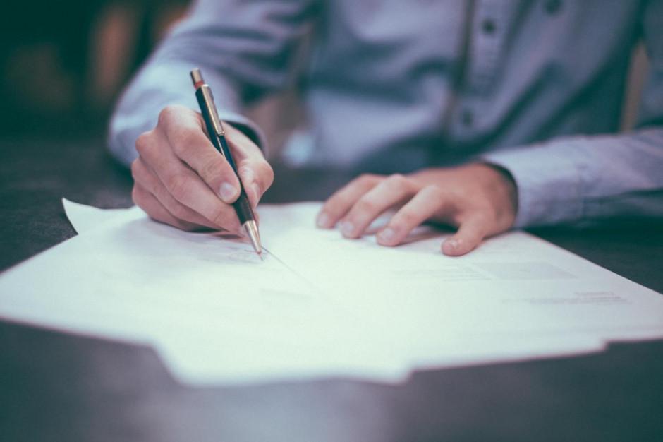 Rząd przyjął projekt noweli Kodeksu spółek handlowych