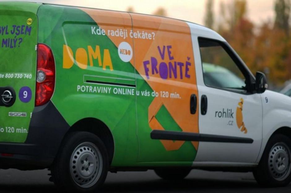 Czeski e-sprzedawca spożywczy chce podbić europejskie kraje