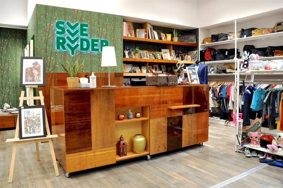 W Arkadii rusza sklep charytatywny Sue Ryder