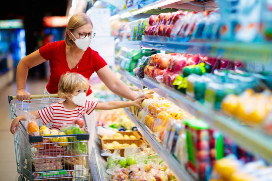 Rośnie całkowita powierzchnia supermarketów