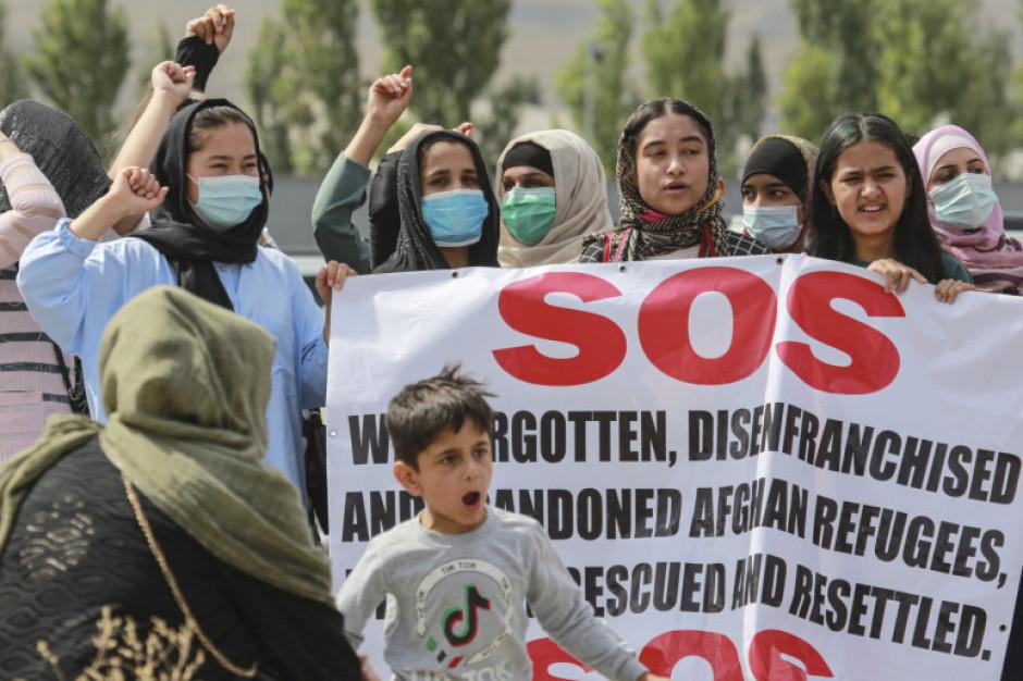 ONZ: 14 mln Afgańczyków zagrożonych głodem