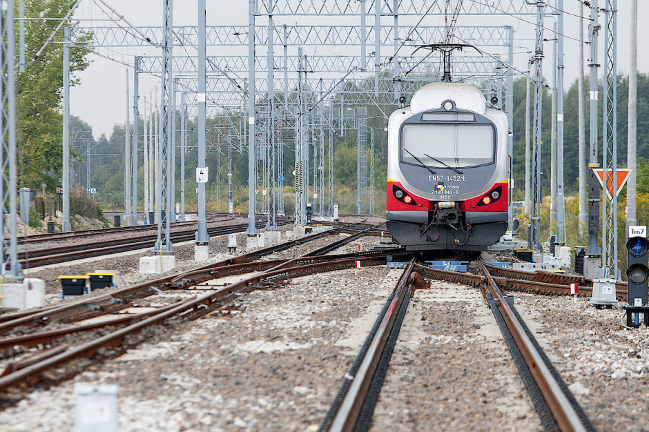 29 sierpnia zmieni się rozkład jazdy na kolei