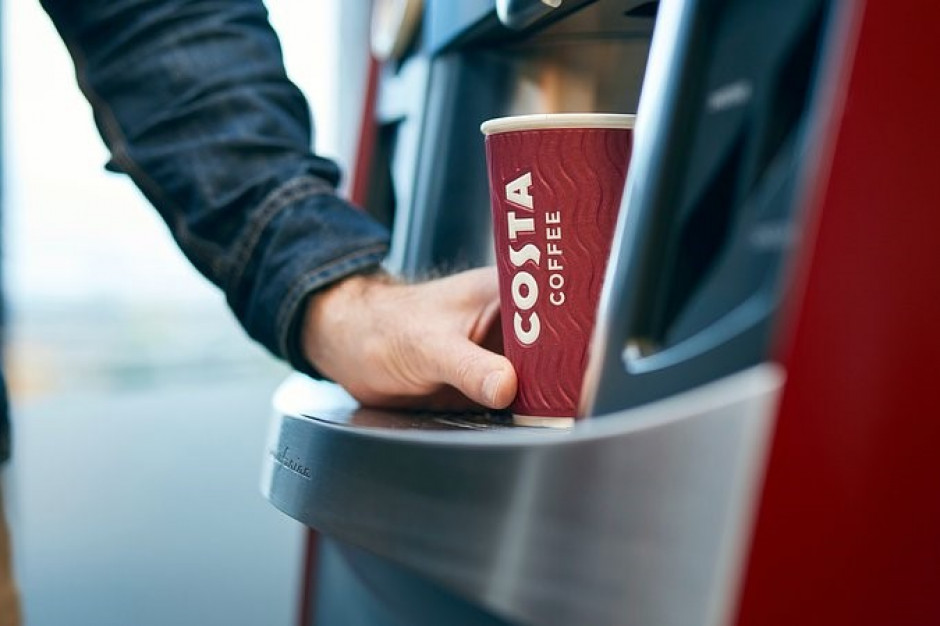 Coca-Cola HBC stawia na kawę. Kupuje część Costa Coffee w Polsce