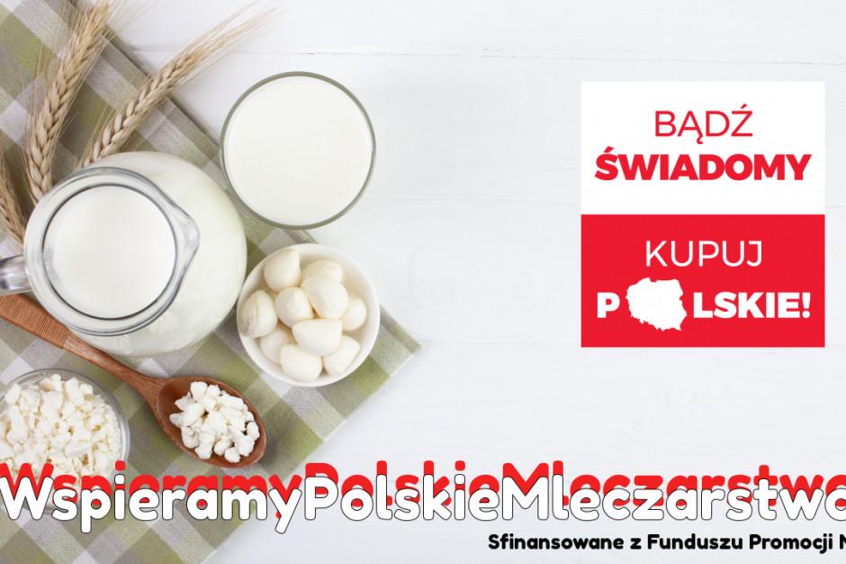 Polskie produkty mleczne mają już swoją markę