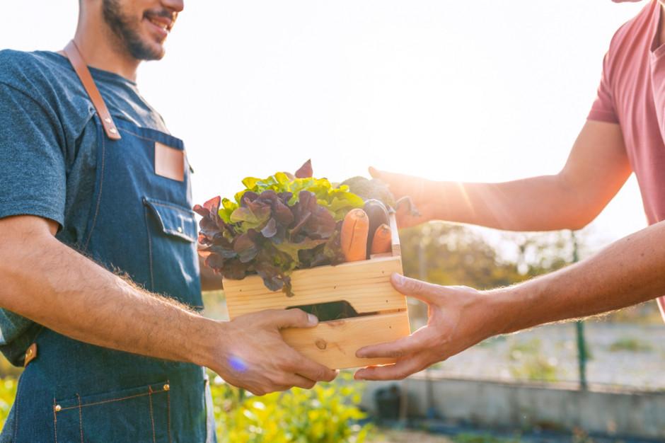 Co czwarty konsument kupuje żywność bezpośrednio od rolników