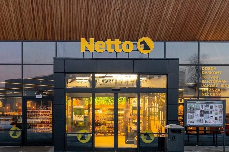 23 nowe sklepy Netto 3.0 w sierpniu