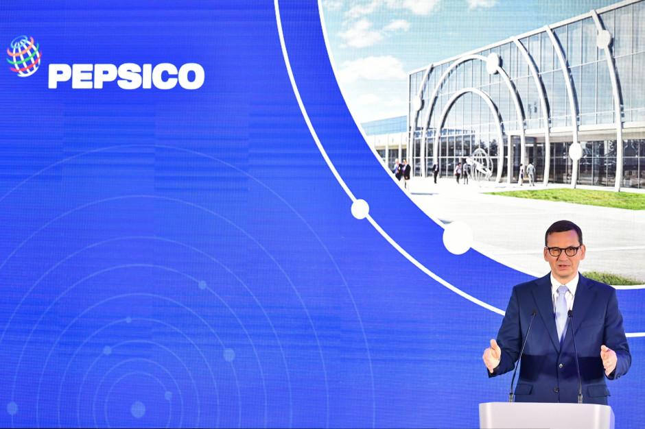 Premier na uroczystości PepsiCo: cieszymy się zaufaniem Amerykanów