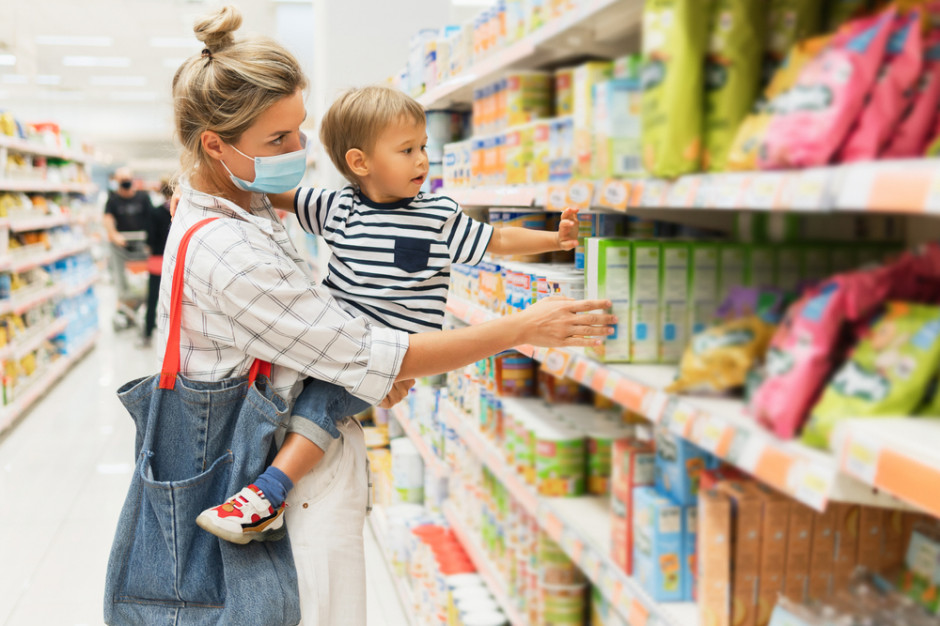 Ponad 40 proc. Polaków zamierza ograniczyć wydatki na bieżące zakupy