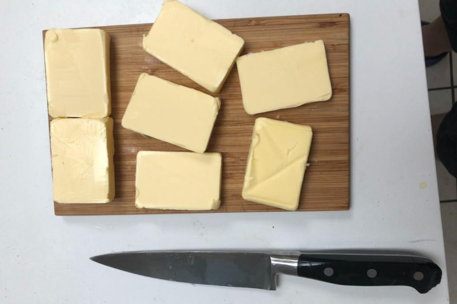 Zdrożało masło w blokach