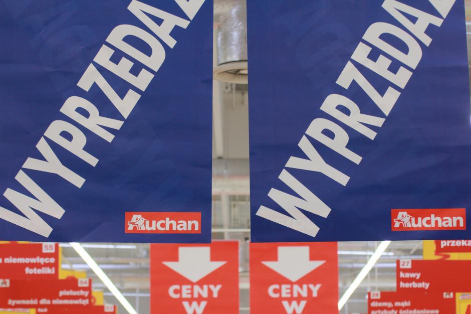 Auchan zwiększa sprzedaż z kanału online