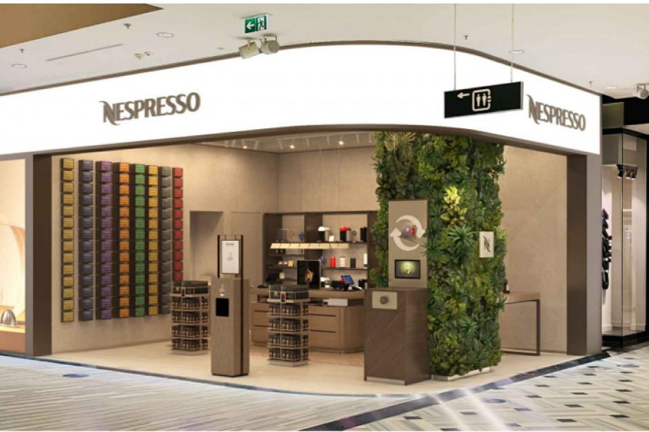 Butik Nespresso w nowej lokalizacji
