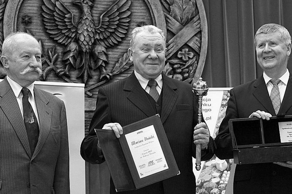 Zmarł Marian Ilnicki, założyciel Agrofirmy Witkowo