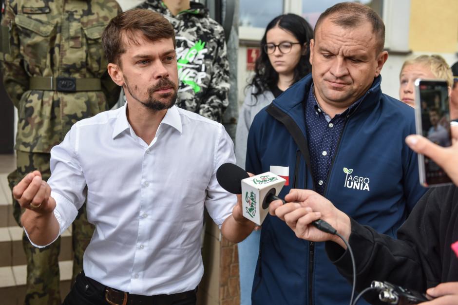 60 procent Polaków popiera protesty AgroUnii