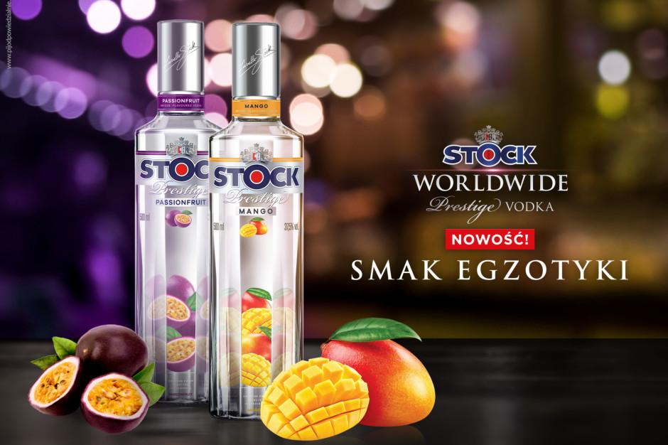 Stock Polska poszerzył portfolio smakowe marki Stock Prestige