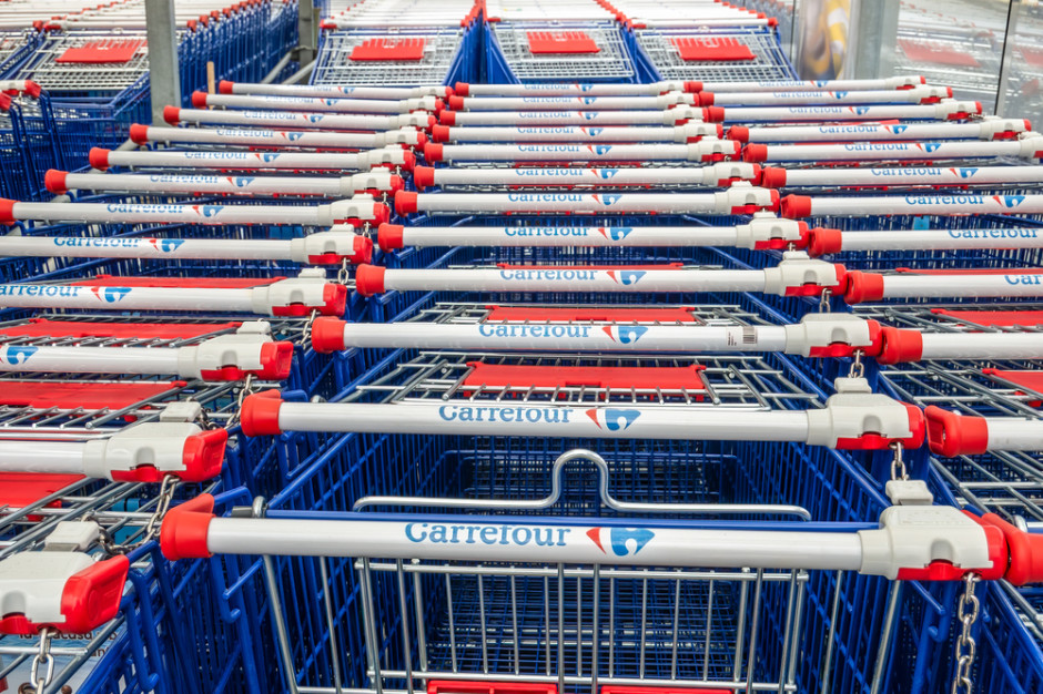 Francuski miliarder sprzedał swoje akcje Carrefoura