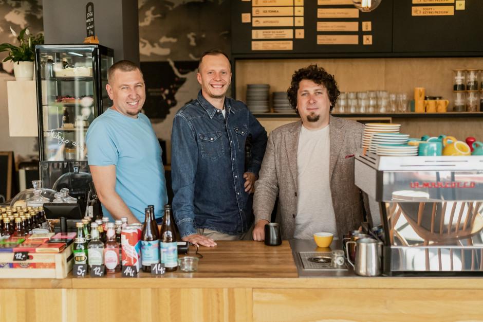 Coffeedesk ze wzrostem w I pół.'21, mocno inwestuje w technologie