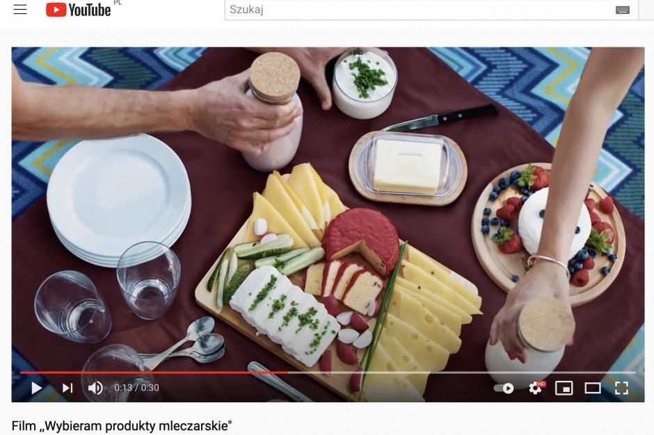 KZSM zrealizował kolejny film promujący mleko