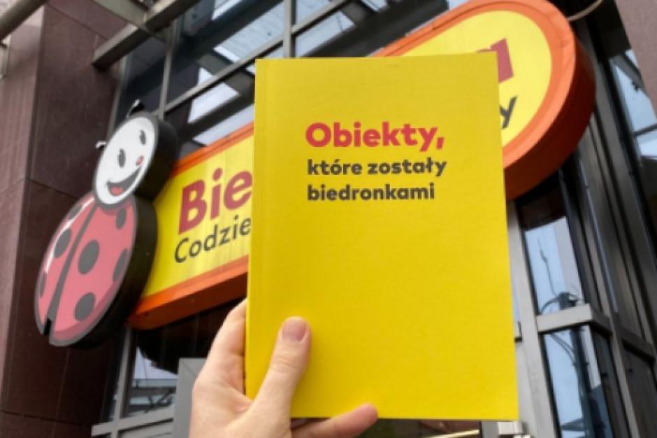 Obiekty, które zostały Biedronkami - nietypowa książka o sieci dyskontów