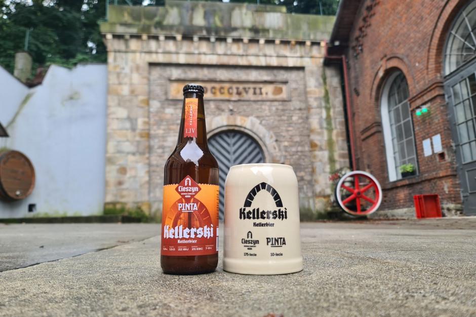 Browar Zamkowy Cieszyn i Browar Pinta we wspólnym projekcie piwnym