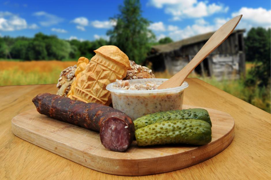 Góralskie produkty w Biedronce