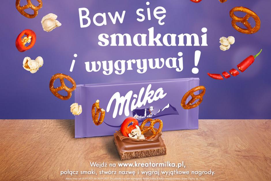 Milka stworzyła Kreator Smaków