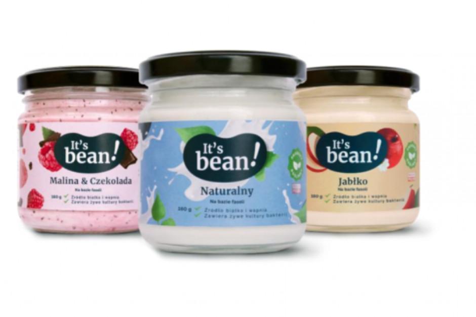 Polska firma stworzyła roślinne jogurty z fasoli Jaś