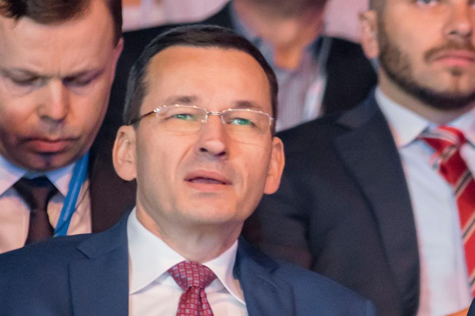 Premier Morawiecki: nie planujemy dzisiaj żadnego lockdownu