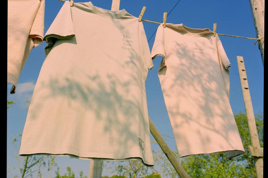 Odpady przemysłu spożywczego wykorzystane w produkcji ubrań