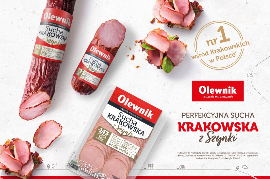 Grupa Olewnik – szeroki wybór kiełbas krakowskich – każdy znajdzie coś dla siebie