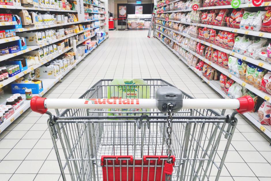 Auchan sprzedaje produkty z 12 regionów Polski