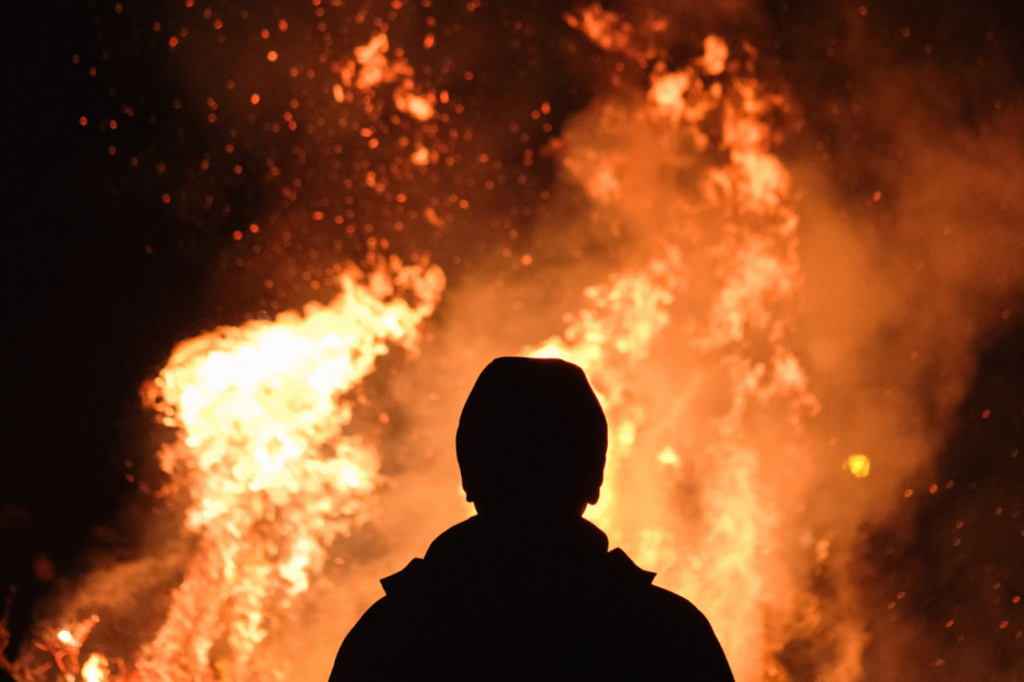 Małopolskie: zatrzymano sprawcę podpalenia budki z lodami