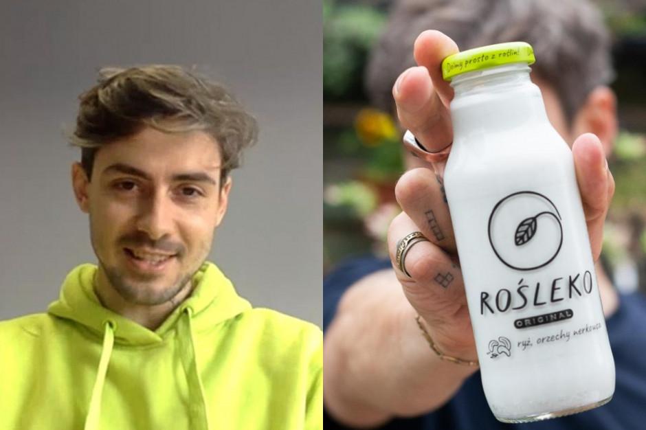 Michał Koncewicz, Rośleko: Produkt roślinny nie może być już tylko smaczny