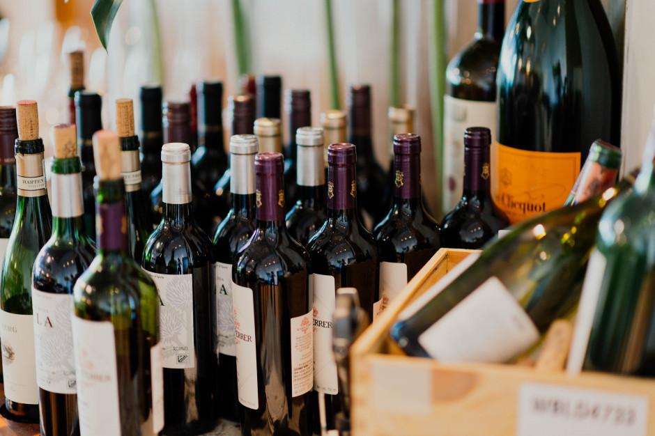 Produkcja wina we Francji spadnie w tym roku o prawie 1/3